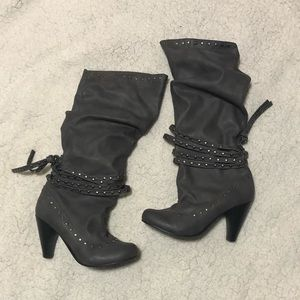 Not Rated slouchy boot
